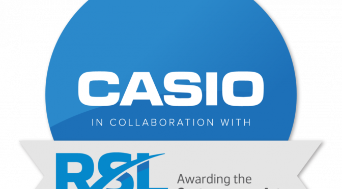 Get playing and stay motivated with CASIO and Rockschool!