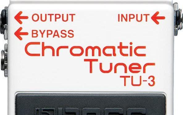 Boss TU-3 Tuner Pedal – Is It Still The Benchmark Tuner?