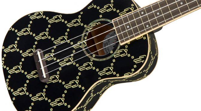 """Billie Eilish and Fender team up to launch her signature """"Blohsh"""" ukulele"""