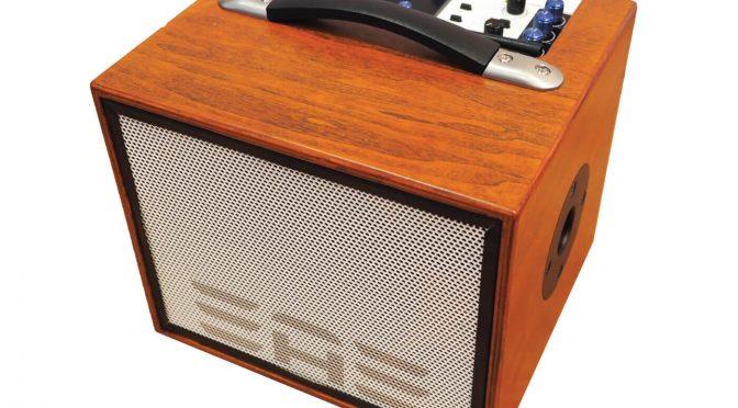 Elite Acoustics launches the D6-8 Pro acoustic amp