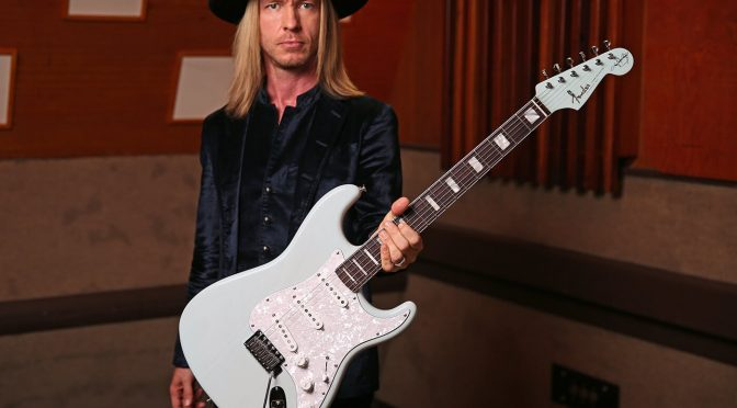 """""""If you love vintage Strats, you're going to love playing this guitar!"""" Kenny Wayne Shepherd on his brand new Fender signature model"""