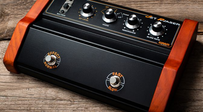 Review: Warm Audio Jet Phaser