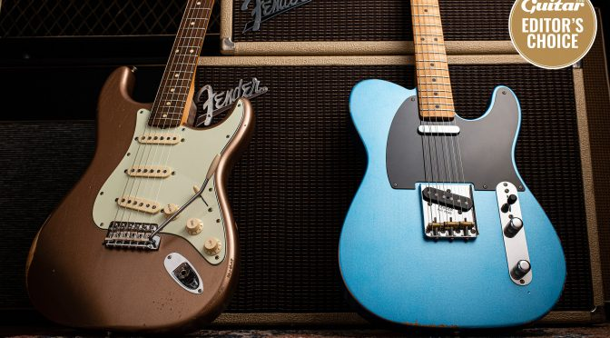The Big Review: Fender Vintera Road Worn '50s Telecaster & '60s Stratocaster