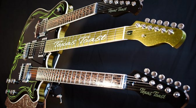 Great guitar Build off 2020 results!