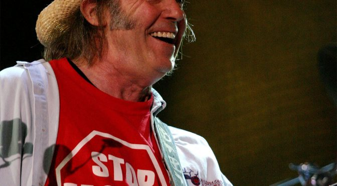 Neil Young announces live concert film Return To Greendale