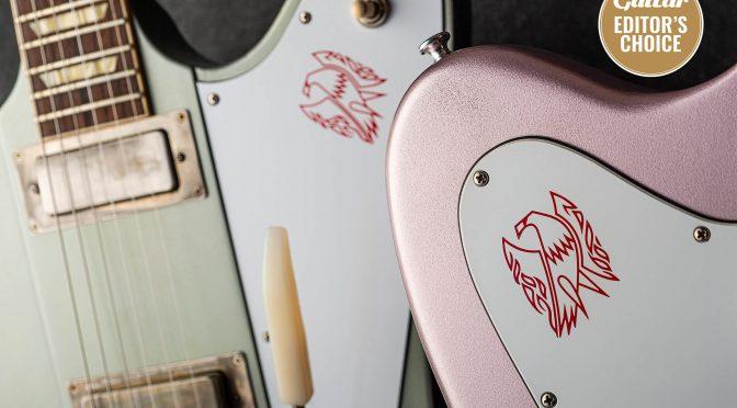 The Big Review: Gibson Custom '63 Firebird V & '65 Non-Reverse Firebird V