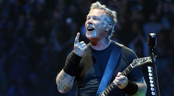 Metallica to perform unplugged for charity livestream