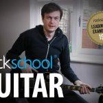 Rockschool Guitar Grades