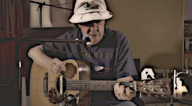 Neil Young's brother Bob debuts his first song at 78