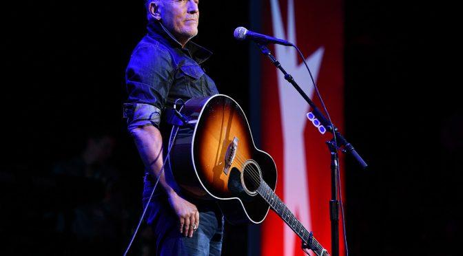 "Bruce Springsteen slams Trump's ""nightmare"" presidency, urges Americans to vote him out"