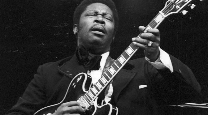 BB King's band to play themselves in The Thrill Is On