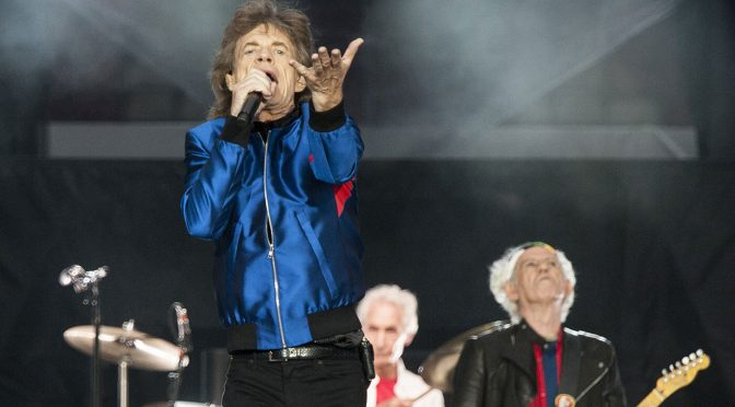 Mick Jagger condemns Trump in new song teaser