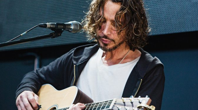 Listen to Chris Cornell's last completed album, No One Sings Like You Anymore, released today