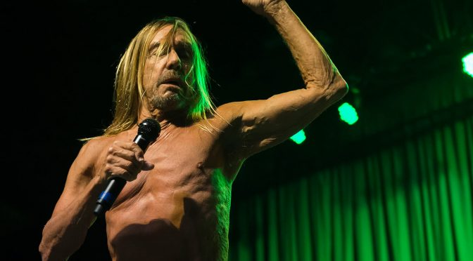 Iggy Pop releases Dirty Little Virus, a song about COVID-19