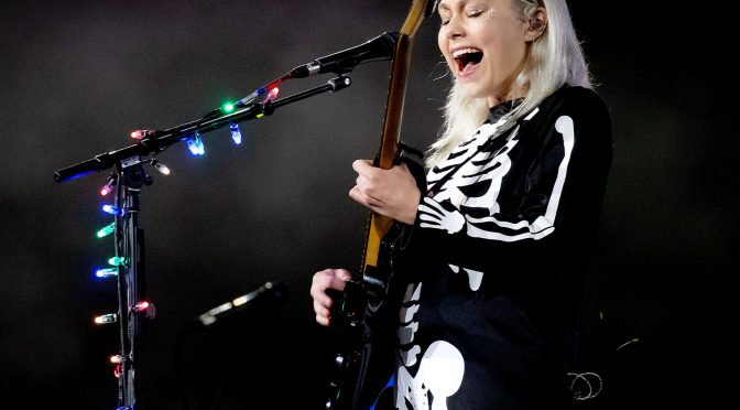 """Phoebe Bridgers defends social music discovery: """"So what if someone found music on TikTok?"""""""