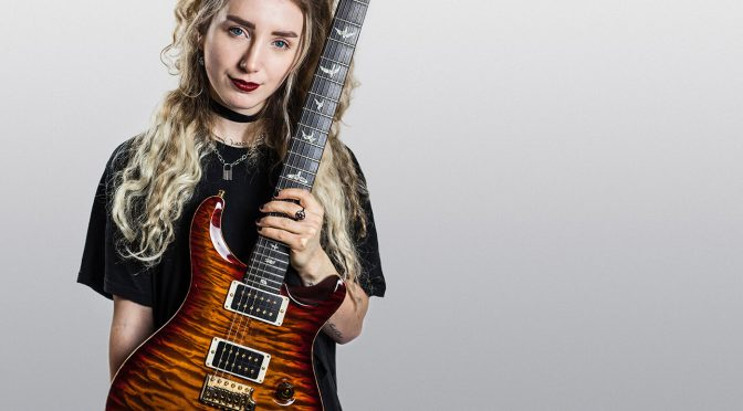 Meet Sophie Burrell: Britain's rising star of instrumental guitar