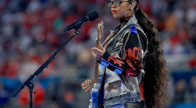 """H.E.R. was surprised at the response of her BLM protest song I Can't Breathe: """"I didn't realise it was going to impact people"""""""