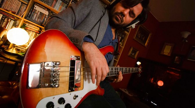 The IT Crowd's Matt Berry on his dream signature guitar and the Boss pedal he can't live without