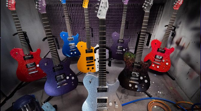 Manson Guitar Works celebrates its 10th anniversary with 10 unique guitars