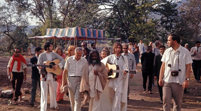 New documentary The Beatles And India set for autumn release