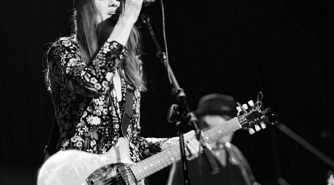 """Juliana Hatfield: """"The most joyful part of life is melodies and harmonies – singing them, playing them, listening to them"""""""