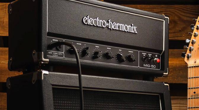Electro-Harmonix revives its Sovtek MIG-50 reissue, now shipping internationally