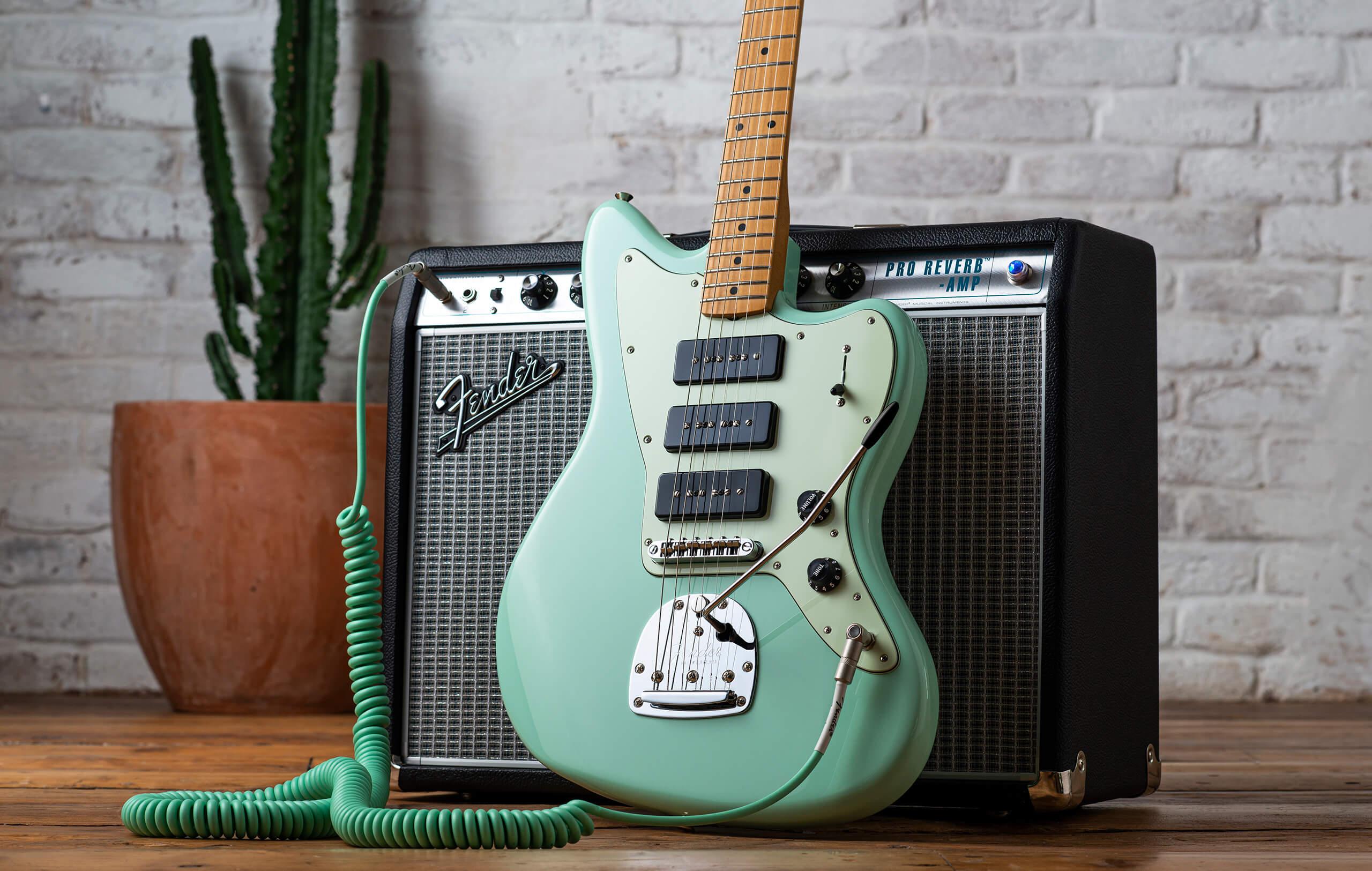 The Big Review: Fender Noventa Jazzmaster