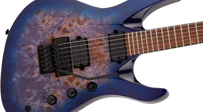 Jackson's new Pro Series Chris Broderick Soloist range comes in an array of six-, seven-string variants