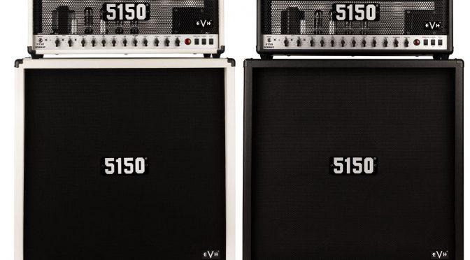 EVH unveils new 5150 Iconic series of amplifiers, including 80-watt head and 40-watt combo