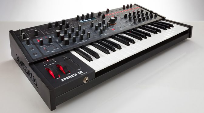 Sequential Delivers 32 New Wavetables and 128 New Sounds for Pro 3 Synth