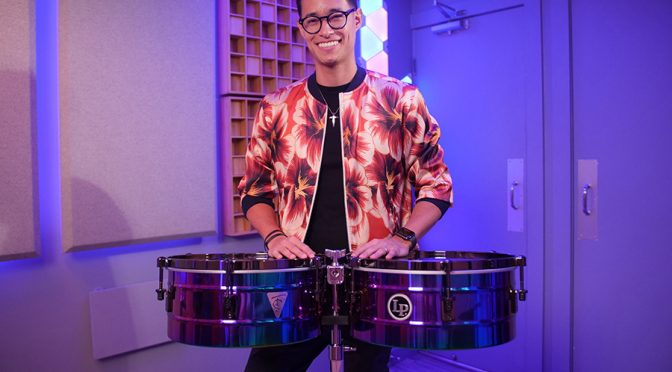 Latin Percussion Launches Grammy Winner Tony Succar Signature Timbales