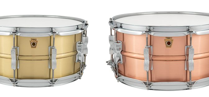 Ludwig Goes Large at The UK Drum Show 2022