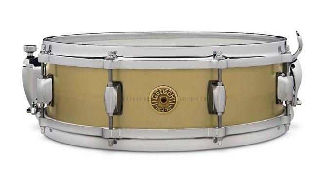 Gretsch Drums Introduces The Gergo Borlai Signature Snare Drum