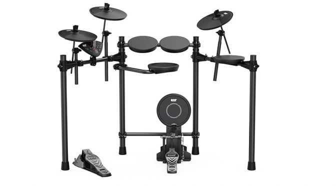 Kat Percussion Introduce Two New e-Kits