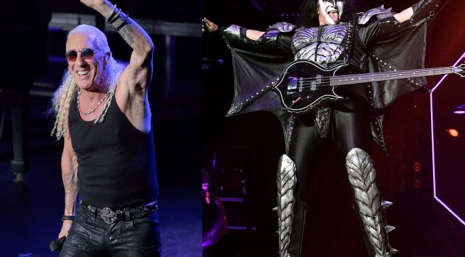 """Dee Snider rebukes Gene Simmons' claim that rock is dead: """"Open your fucking ears and eyes!"""""""