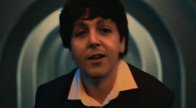 Watch: Paul McCartney gets digitally de-aged in Find My Way music video
