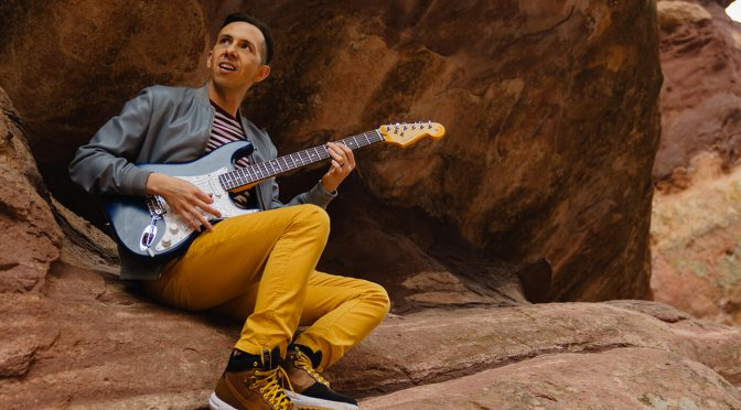 """""""The Strat is the most iconic electric guitar"""": Cory Wong on channelling the magic of Strats into his new signature guitar"""