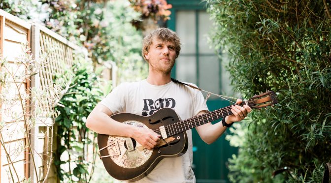 """""""Making the album was a way through the pandemic"""": Johnny Flynn on new LP Lost In The Cedar Woods"""