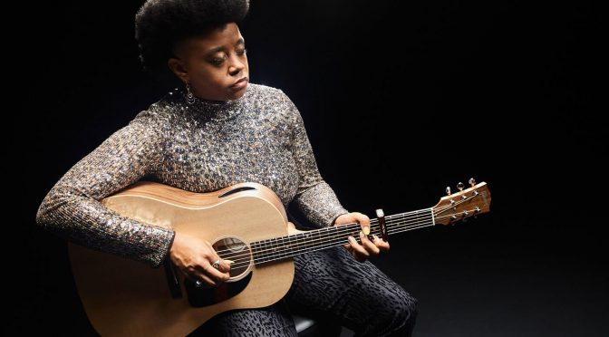 Watch Amythyst Kiah put the new Gibson Generation G-45 through its paces