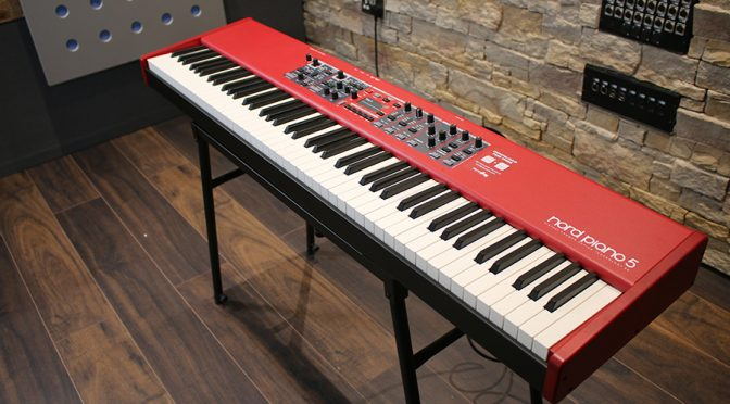 Nord Piano 5 Review